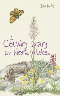 A Country Diary for North Wales (Paperback)