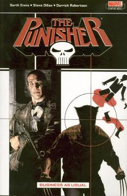 Punisher: Punisher Vol.3: Business As Usual Business as Usual Vol. 3 (Paperback)