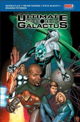 Ultimate Galactus: Ultimate Nightmare #1-5, Ultimate Secret #1-5, Ultimate Extinction #1-5 (Paperback)