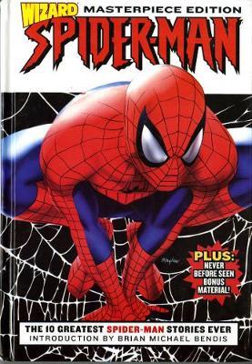 Spider-Man: Wizard Masterpiece Edition: Spider-man Wizard Masterpiece Edition (Paperback)
