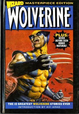 Wizard Masterpiece Edition: Wolverine (Paperback)