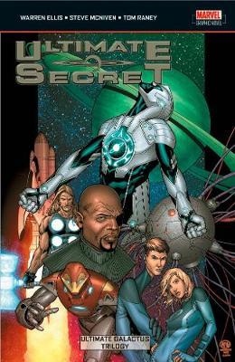 Ultimate Secret: Ultimate Galactus Trilogy (Paperback)
