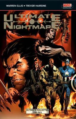 Ultimate Nightmare: Ultimate Galactus Trilogy (Paperback)