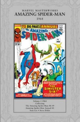 Marvel Masterworks Amazing Spider-man 1964: Collects Amazing Spider-Man #8-19 and Amazing Spider-Man Annual #1 (Paperback)