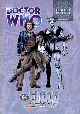 Doctor Who: The Flood: The Complete Eighth Doctor Comic Strips Vol.4 (Paperback)