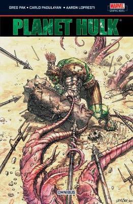 Planet Hulk Omnibus (Paperback)