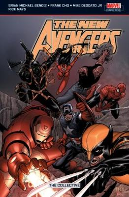 New Avengers: New Avengers Vol.3: The Collective Collective Vol. 3 (Paperback)