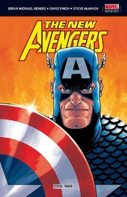 New Avengers: New Avengers Vol.4: Civil War Civil War v. 4 (Paperback)