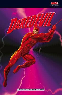 Daredevil: The Best of Gene Colan Collection (Paperback)