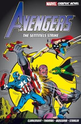 Avengers, The: The Sentinels Strike (Paperback)