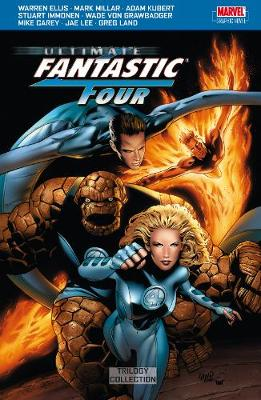 Ultimate Fantastic Four Trilogy Collection (Paperback)