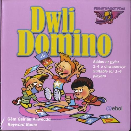Gemau'r Parot Piws: Dwli Domino