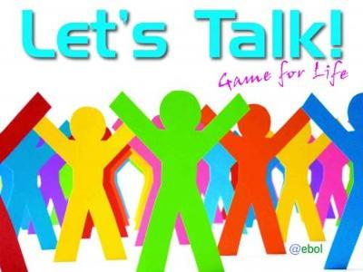 Purple Parrot Games: Let's Talk! Game for Life