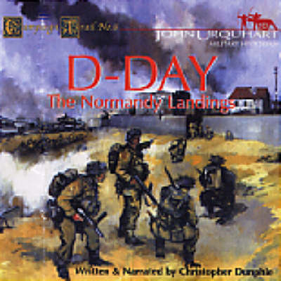 D-day: The Normandy Landings - Campaign Trails S. (CD-Audio)