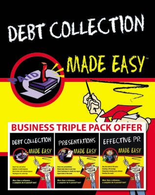 """Business Made Easy: WITH """"Debt Collection"""", """"'Presentations"""" AND """"Effective PR"""" Pack 1 (Paperback)"""