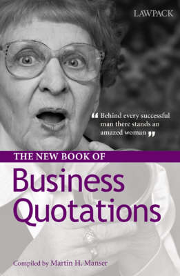 The New Book of Business Quotations (Paperback)