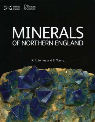 Minerals of Northern England (Paperback)