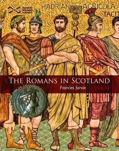 The Romans in Scotland - Scotties (Paperback)