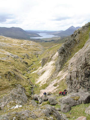 A Geological Excursion Guide to the North-West Highlands of Scotland (Paperback)