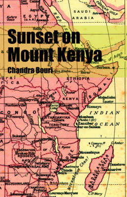 Sunset on Mount Kenya (Paperback)