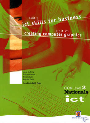 ICT for OCR National Level 2 Units 1 and 21 Student Book - OCR Nationals in ICT Level 2 (Paperback)