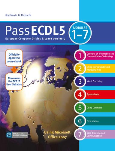 Pass ECDL 5 Units 1-7 - Payne-Gallway Pass ECDL (Paperback)
