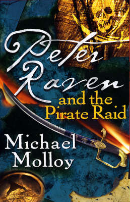 Peter Raven and the Pirate Raid - Peter Raven (Paperback)