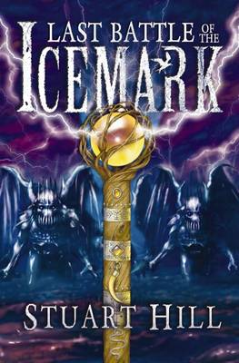 Cover of the book, Last Battle of the Icemark.