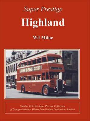 Highland Omnibuses - Super Prestige No. 15 (Paperback)
