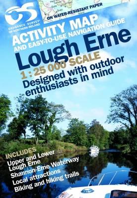 Lough Erne - Irish Activity Map (Sheet map, folded)
