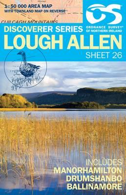 Lough Allen - Irish Discoverer Series Sheet 26 (Sheet map, folded)