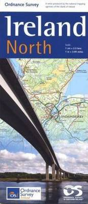 Holiday Map North 2011 - Irish Maps, Atlases and Guides (Sheet map, folded)