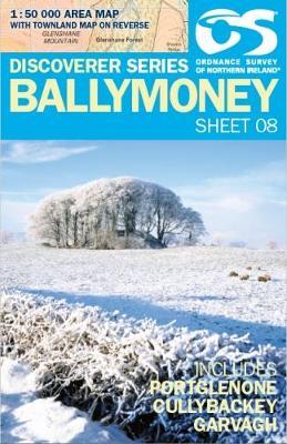 Ballymoney (Sheet map, folded)