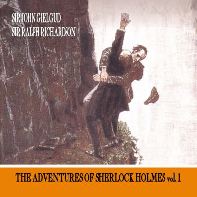 The Adventures of Sherlock Holmes: v. 1 (CD-Audio)