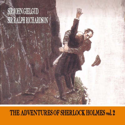 The Adventures of Sherlock Holmes: v. 2 (CD-Audio)