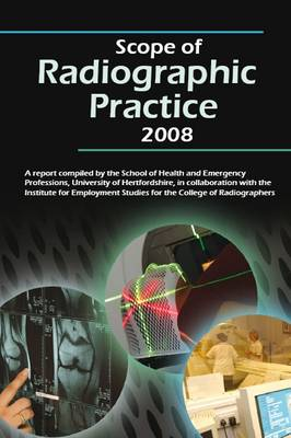 Scope of Radiographic Practice 2008 (Paperback)