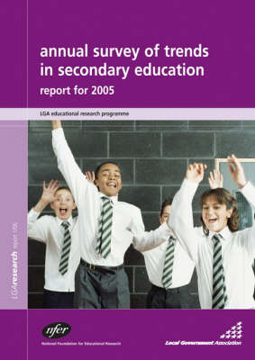 Annual Survey of Trends in Secondary Education: Report for 2005 - Annual Survey of Trends in Secondary Education S. v. 1 (Paperback)
