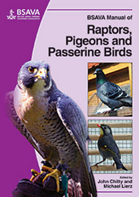 BSAVA Manual of Raptors, Pigeons and Passerine Birds - BSAVA British Small Animal Veterinary Association (Paperback)