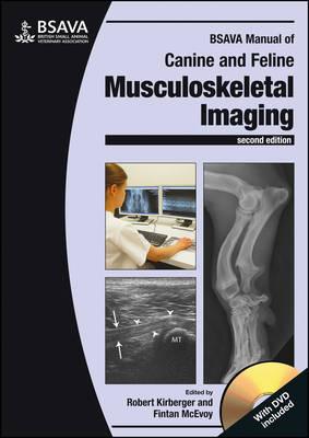 BSAVA Manual of Canine and Feline Musculoskeletal Imaging - BSAVA British Small Animal Veterinary Association (Paperback)
