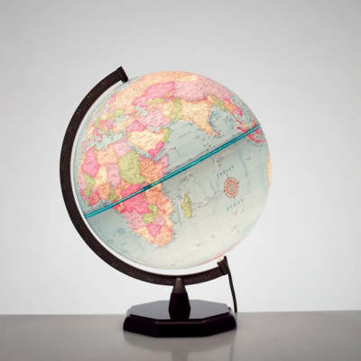 Fullerton Globe: 1233E