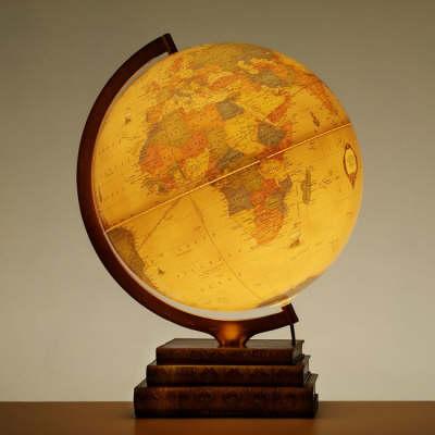 Bookbase Illuminated Globe: 1274EABB