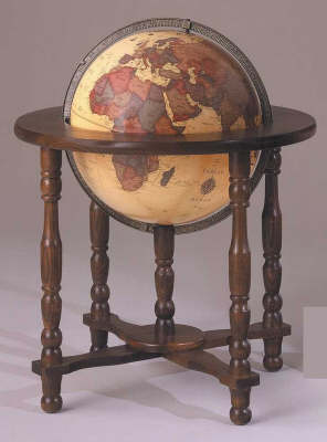 Springfield Globe: 1642EA