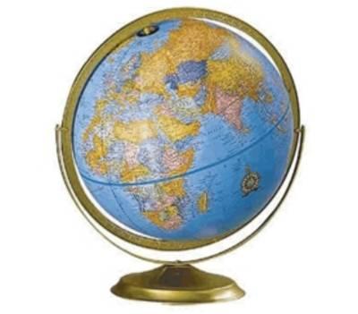 University Globe: 1777