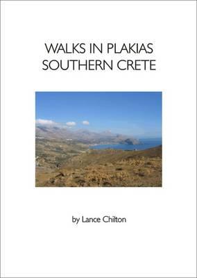 Walks in Plakias, Southern Crete (Paperback)