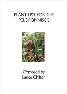 Plant List for the Peloponnisos (Paperback)