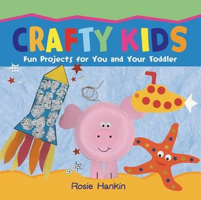 Crafty Kids (Paperback)