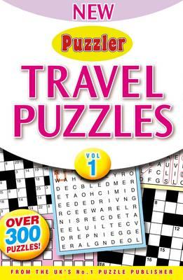 Puzzler Travel Puzzles: Volume 1 (Paperback)