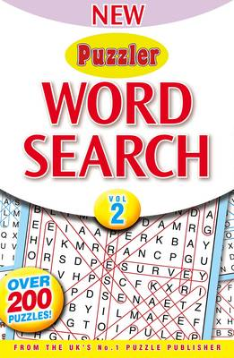 Puzzler Word Search: Volume 2 (Paperback)