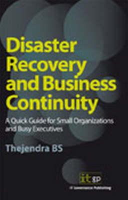 Disaster Recovery and Business Continuity (Paperback)