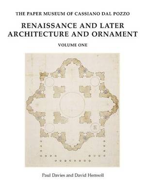 Renaissance and Later Architecture and Ornament (Hardback)